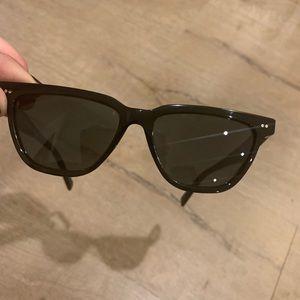 CELINE Rectangular Sunglasses 53Mm